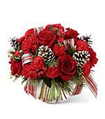 The Christmas Peace Bouquet