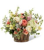 The Bountiful Garden Bouquet